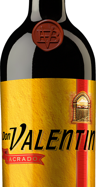 Don Valentín Lacrado bottle