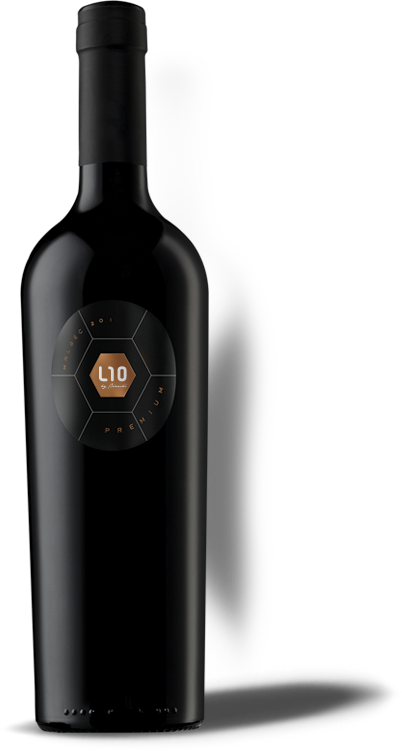 L10 Malbec Premium bottle