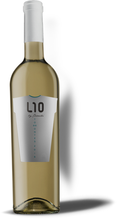 L10 Torrontés bottle