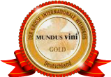 The Wine Advocate medal